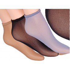Ankle Socks - Jacquard