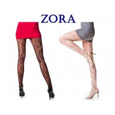Tights - Fishnet - Zora - 30D